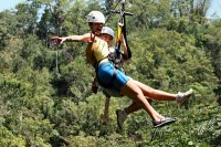 Canopy Zip Line Tour from Negril