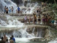 Dunn's River Falls, Shopping and Ocho Rios Highlight Tour