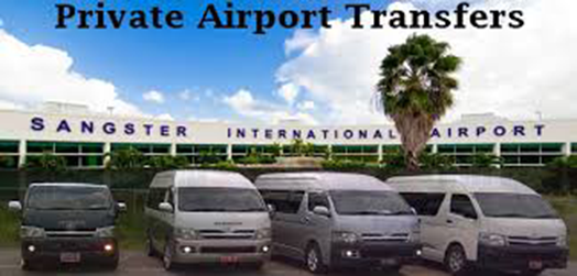 Grand Palladium Transfer From Montego Bay Airport