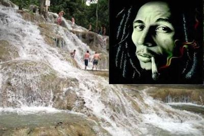 Dunn\'s River Falls and Bob Marley Reggae Adventure