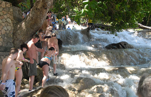 Dunn's River Falls Tour Shuttle from Falmouth Port - Click Image to Close